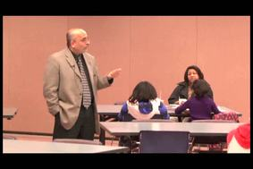 """Bullying Prevention"" Pt. 2 with Dr. Carlos Pozzi"