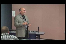 """Bullying Prevention"" Pt. 1 with Dr. Carlos Pozzi"